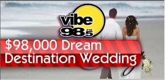 Our Bridal Party Boot Camp Program has been chosen by Vibe 98.5
